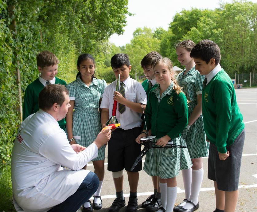 British Science Week with Science Boffins