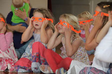 Fun Science with Children's Party Entertainers